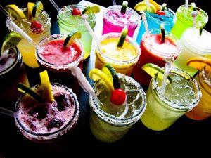 Bombers Margaritas
